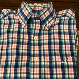 Vineyard Vines men's slim fit Tucker Shirt